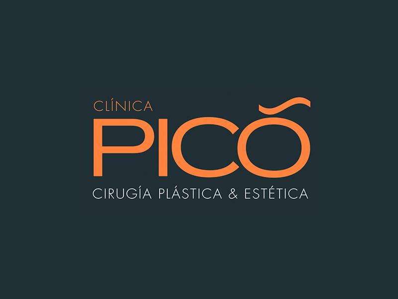 Clínica pico logo